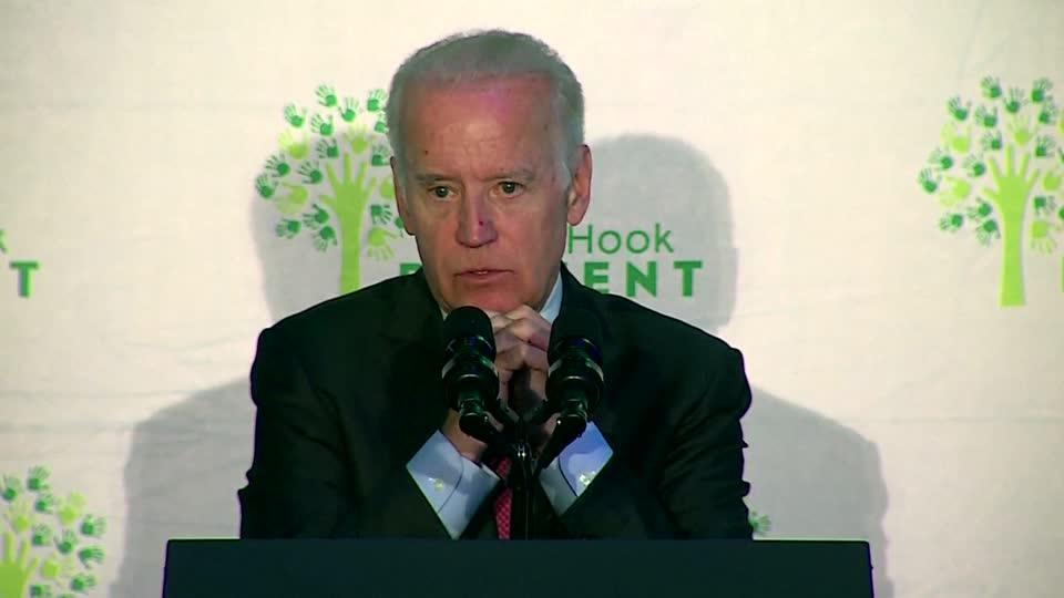 Biden vows to keep pushing for gun control
