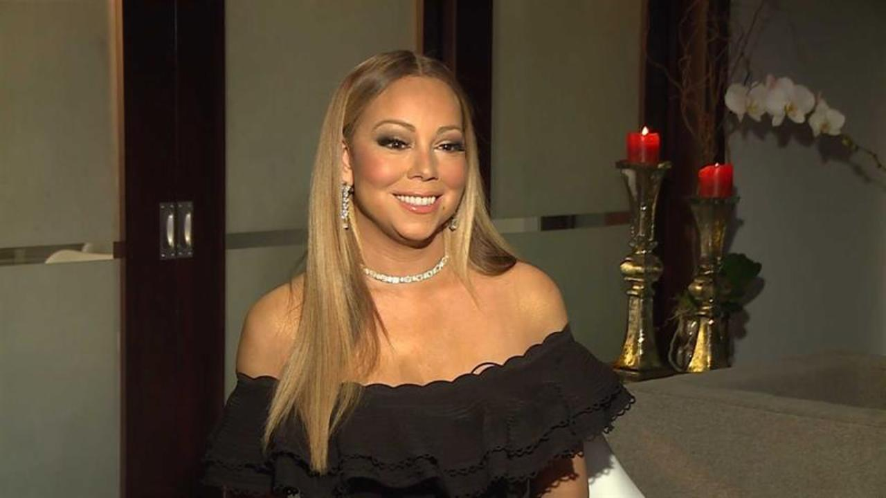 Mariah Carey Talks New E! Series 'Mariah's World'