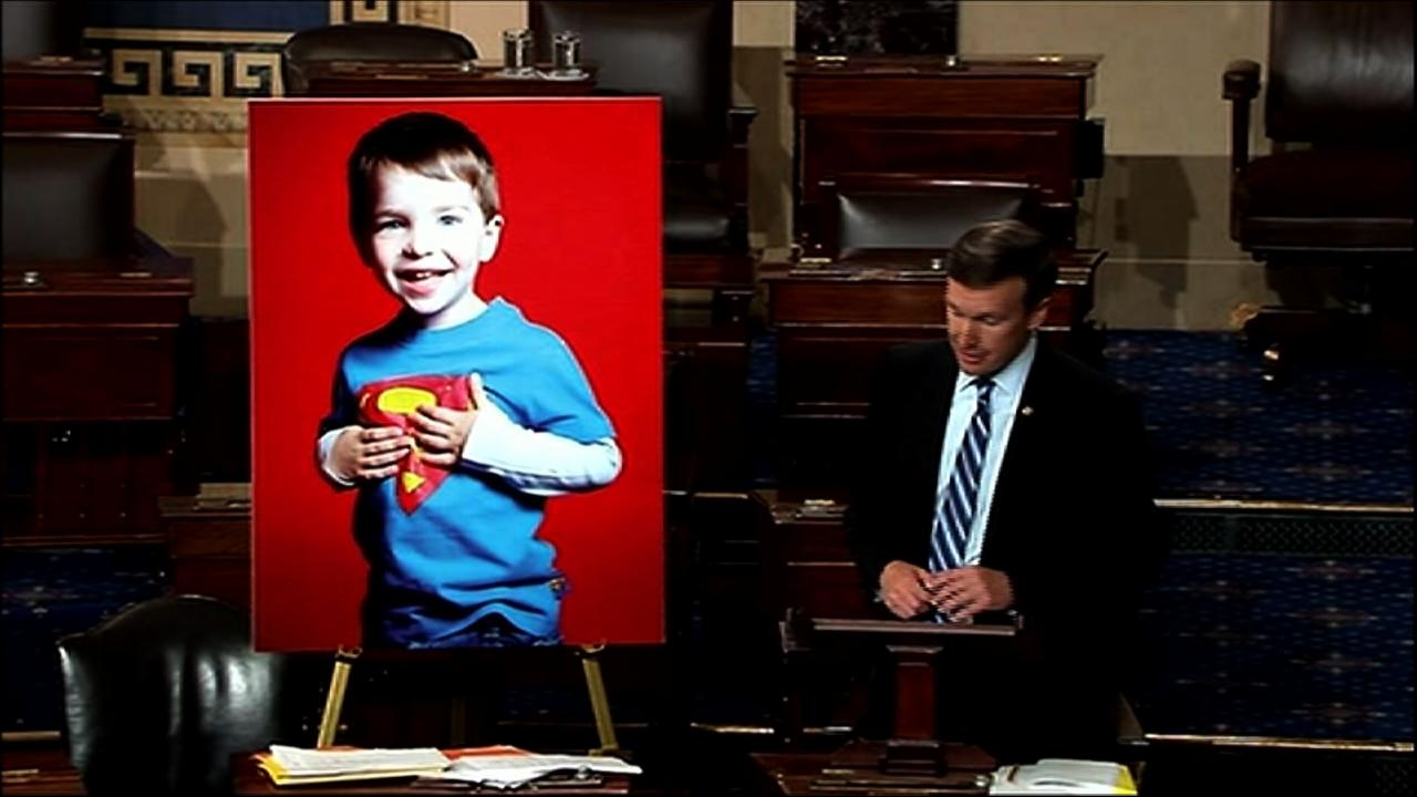 Filibuster Ends With Sandy Hook Victim's Story