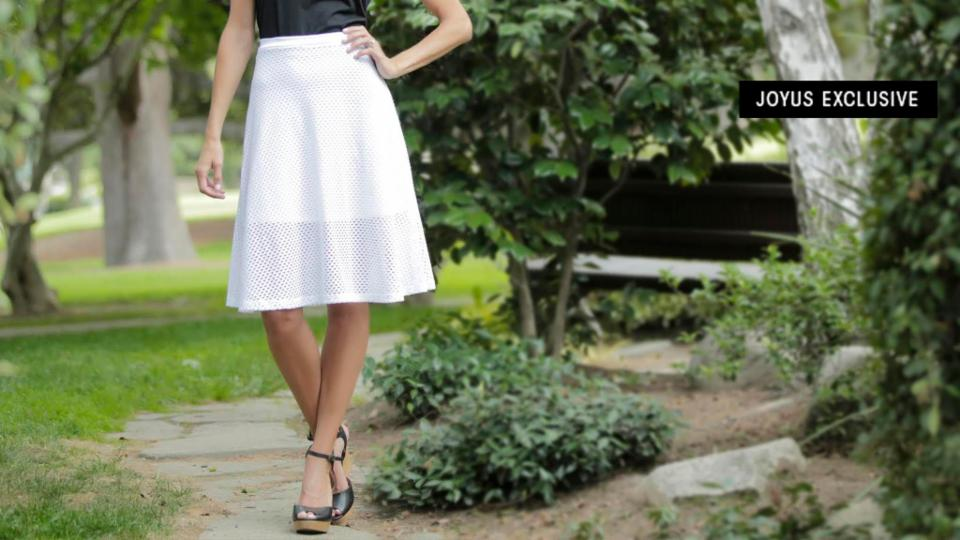 This Season's Most Flattering Skirt
