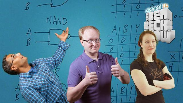 Ben Heck's Essentials Series 4 - Logic Gates