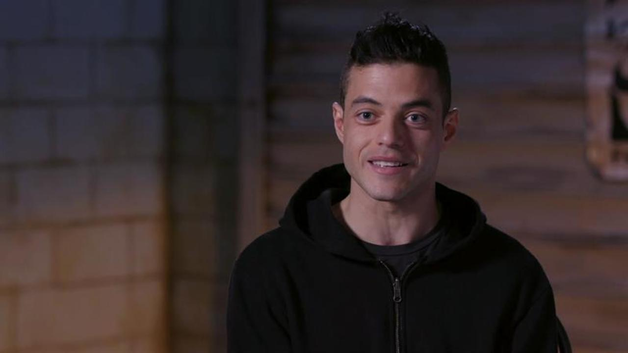 Rami Malek Talks Mr. Robot Season 2