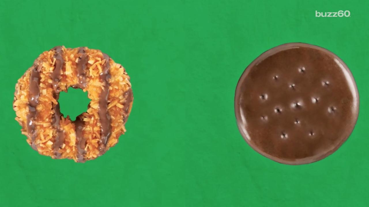 Get Girl Scout Cookie Flavors At Home