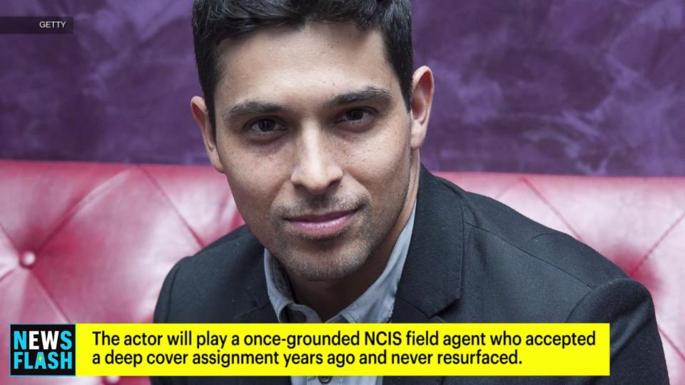 Wilmer Valderrama Joins 'NCIS' as Series Regular