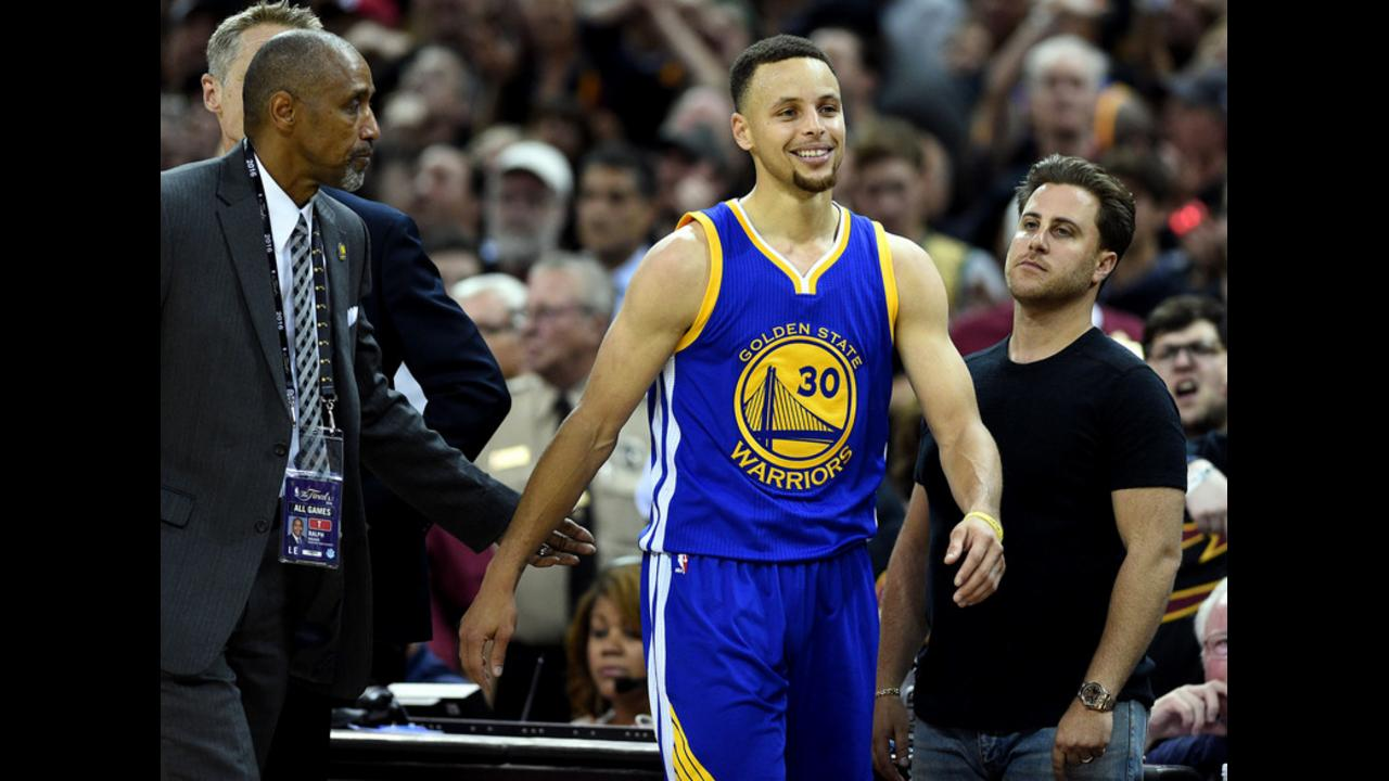 Stephen Curry and Steve Kerr fined $25,000 by NBA