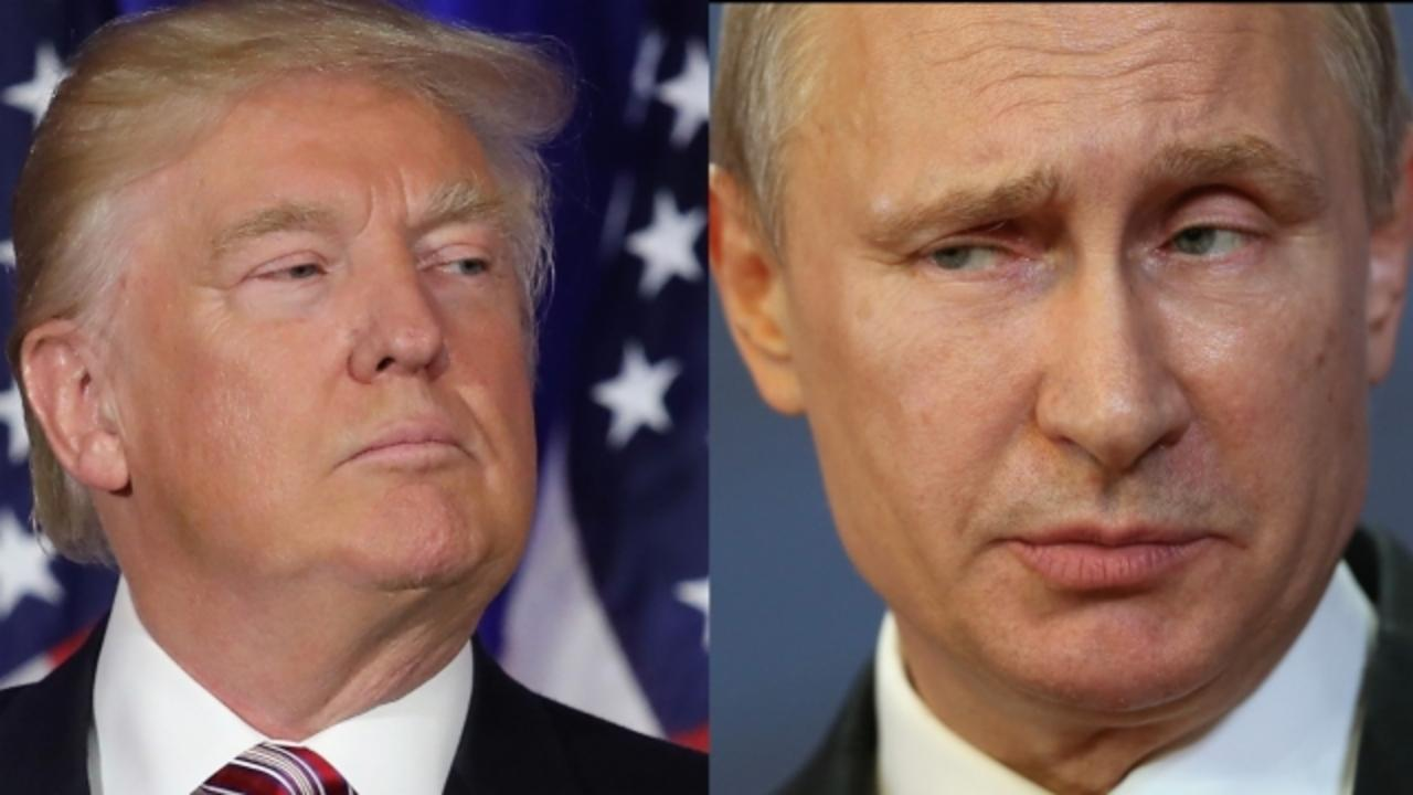 Putin Praises Trump but Says Russia Would Support Any US President