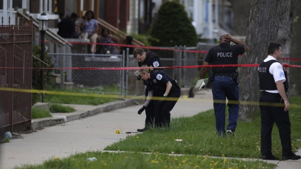 Live Shooting On Facebook Highlights Chicago's Gun Violence Crisis