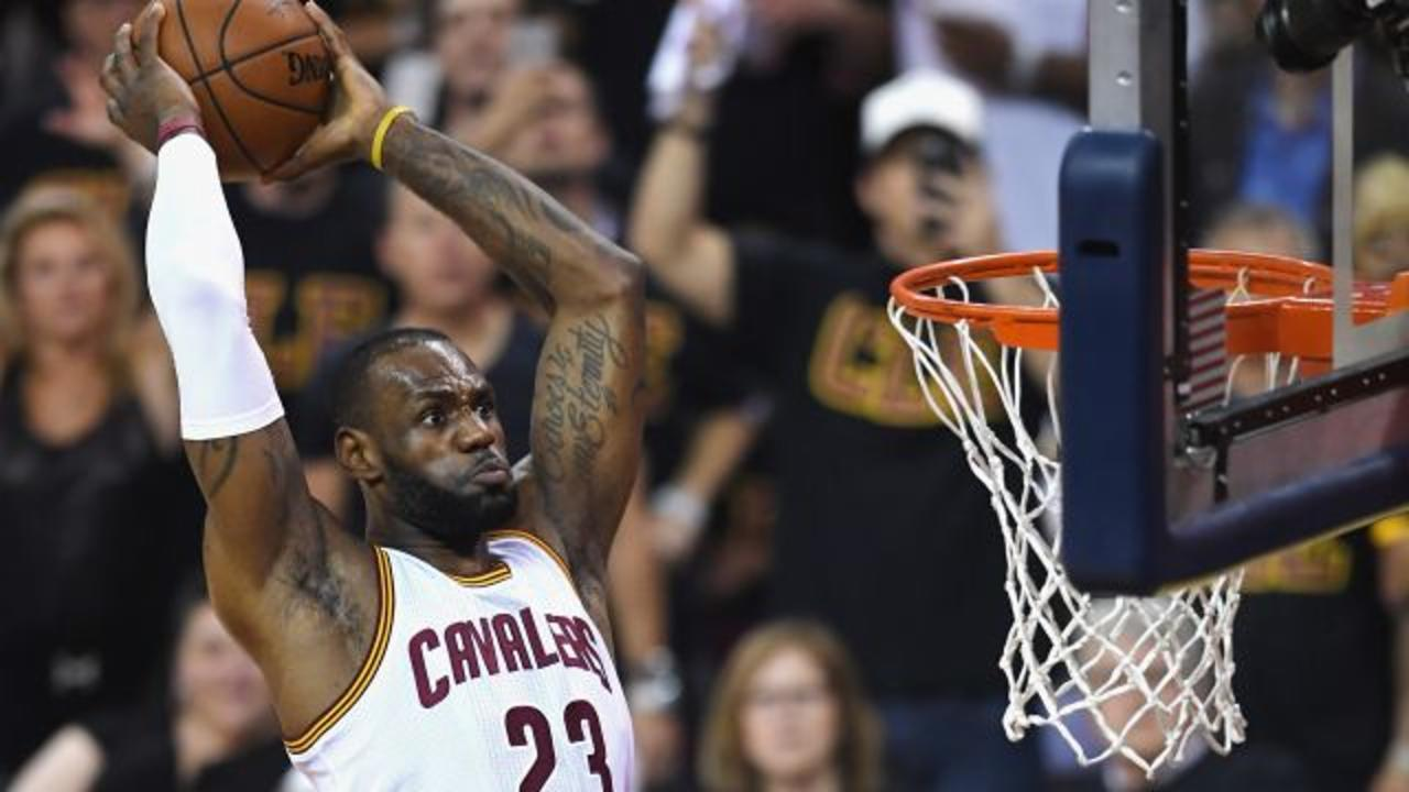 Can LeBron James Rewrite Cleveland's Sad, Sad Sports History?