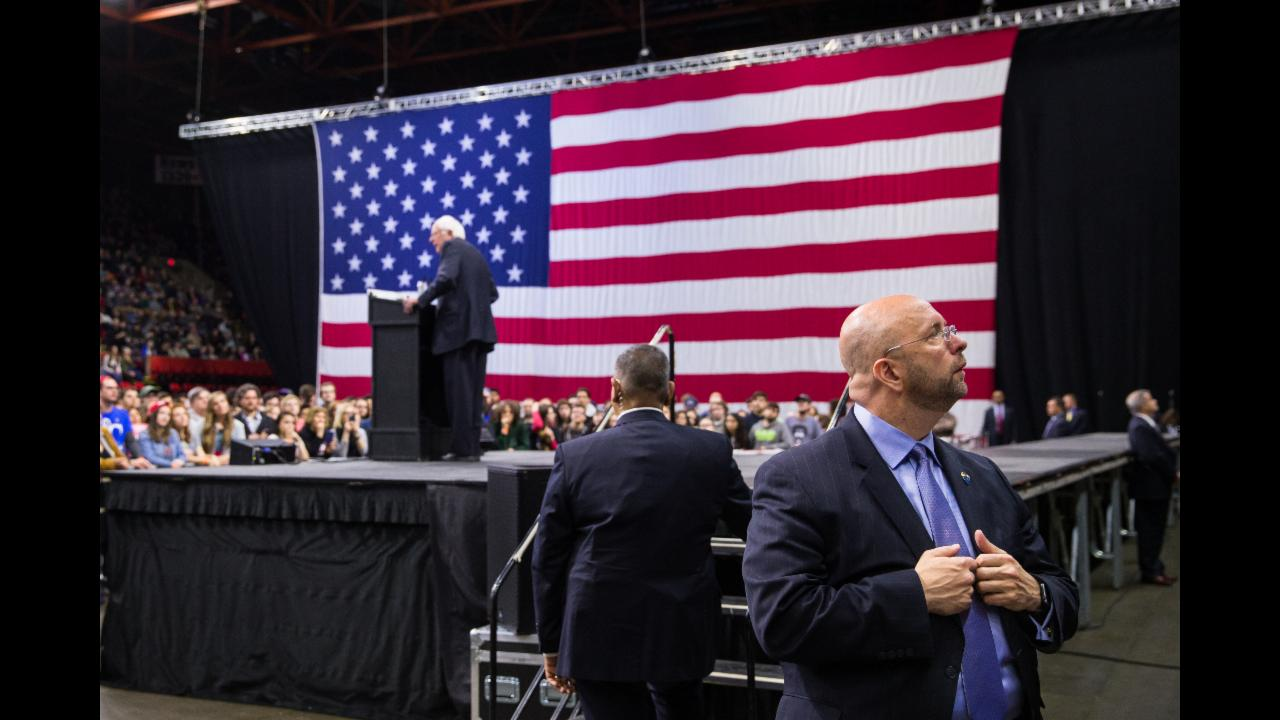 Bernie Sanders' Pricey Secret Service Bill Is Still Costing Taxpayers