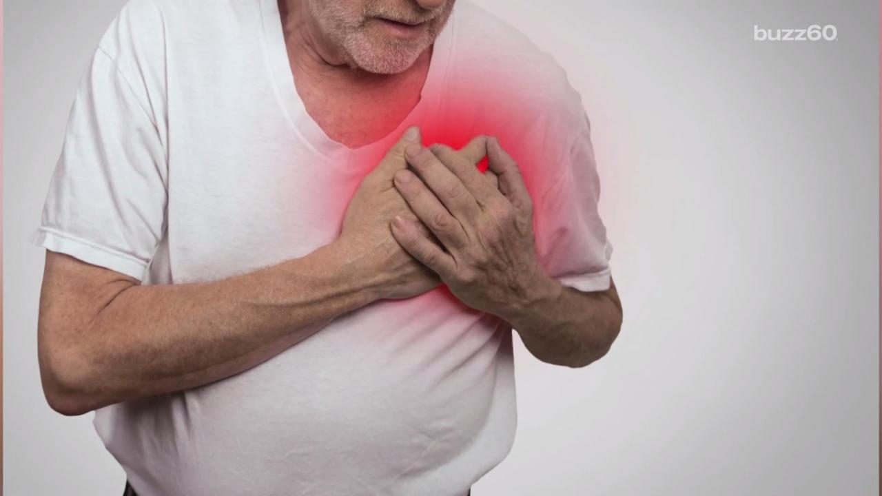 Simple Test May Predict Your Chance of a Heart Attack