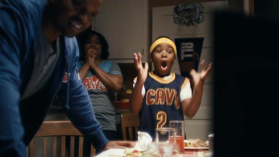 Nike releases emotional commercial following Cavaliers' title
