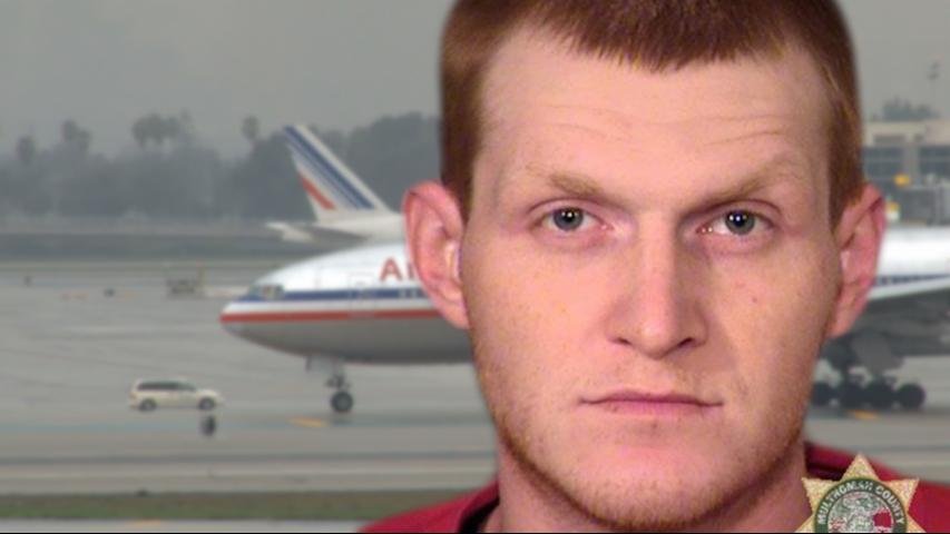 Man Arrested for Groping Unaccompanied Minor on a Plane