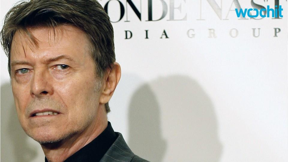 Lock Of Bowie's Hair Could Fetch $4,000 At Auction