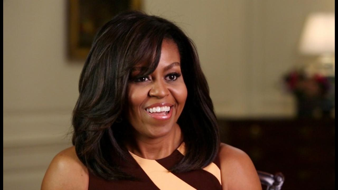 Michelle Obama, First Lady of the United States | MAKERS