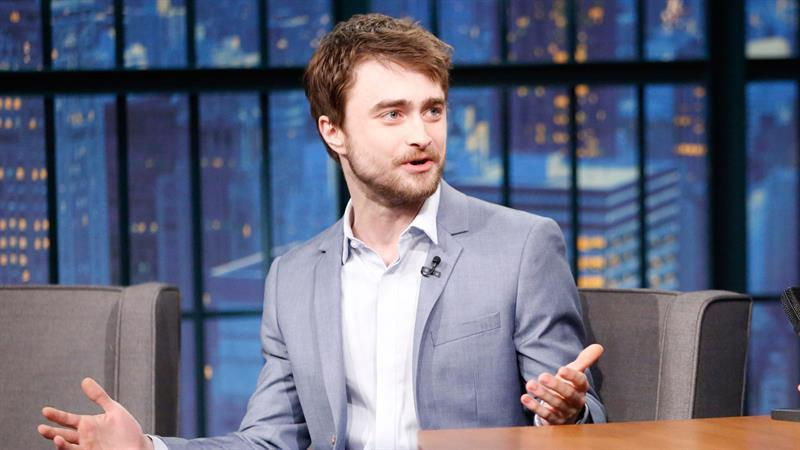 Daniel Radcliffe: The Advice Donald Trump Gave Me When I Was 11