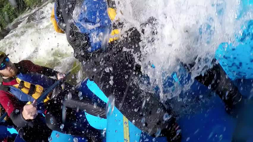 Gauley Season: The World's Toughest Whitewater Rafting