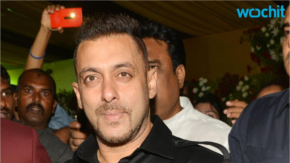The Hashtag #InsensitiveSalman Trends Following Actor's Rape Remarks