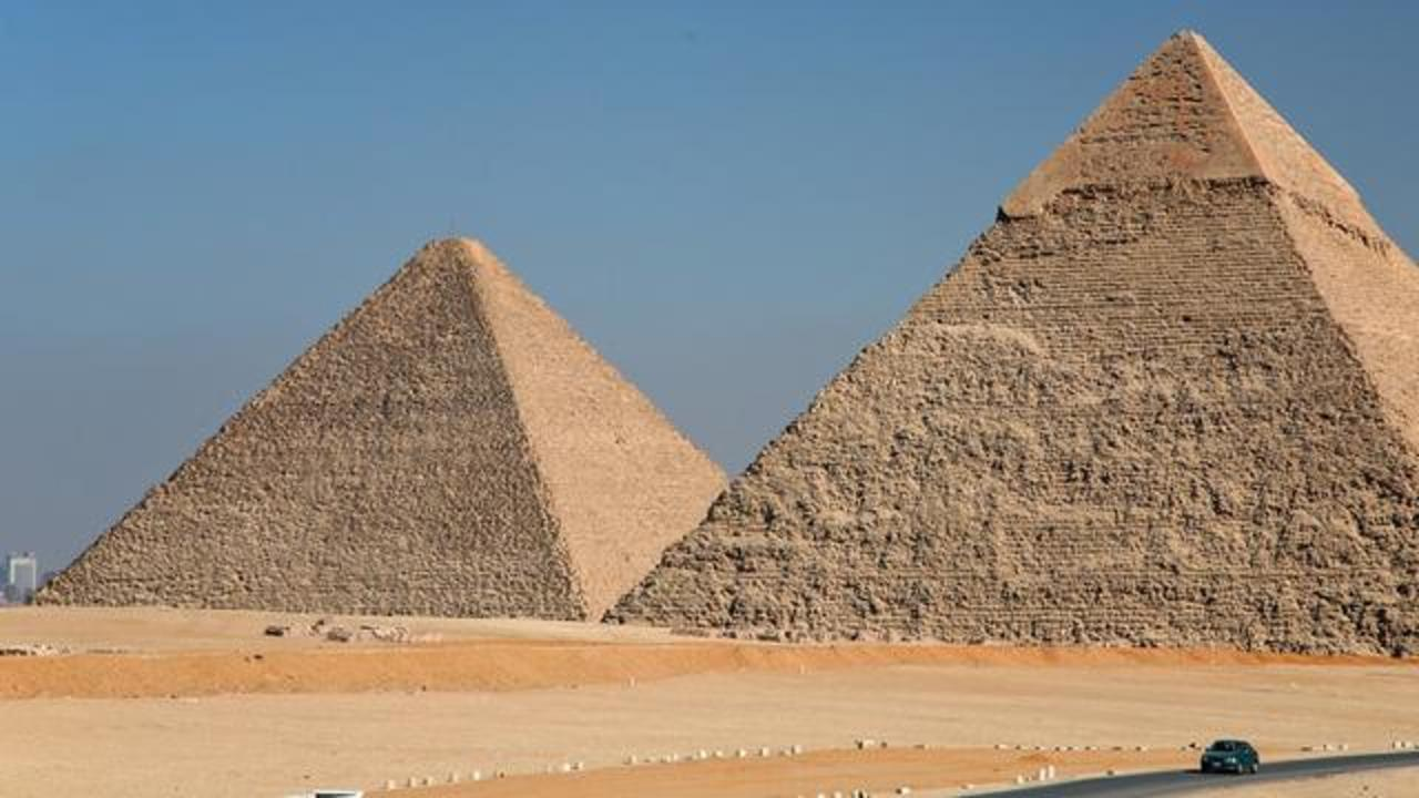 Researchers Discover Base Of Egypt's Great Pyramid Is Lopsided