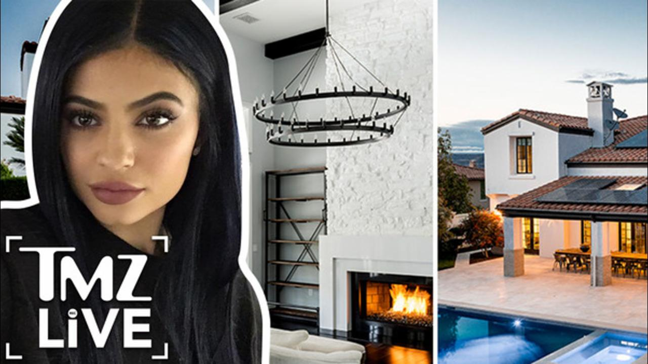 Kylie Jenner Lists Calabasas Starter Home
