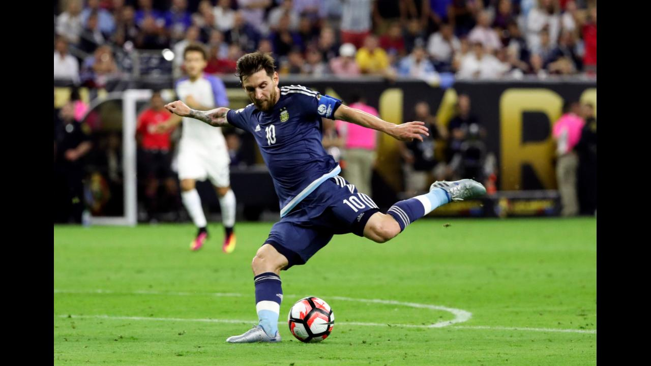 USA overrun by Argentina in Copa America semi-finals