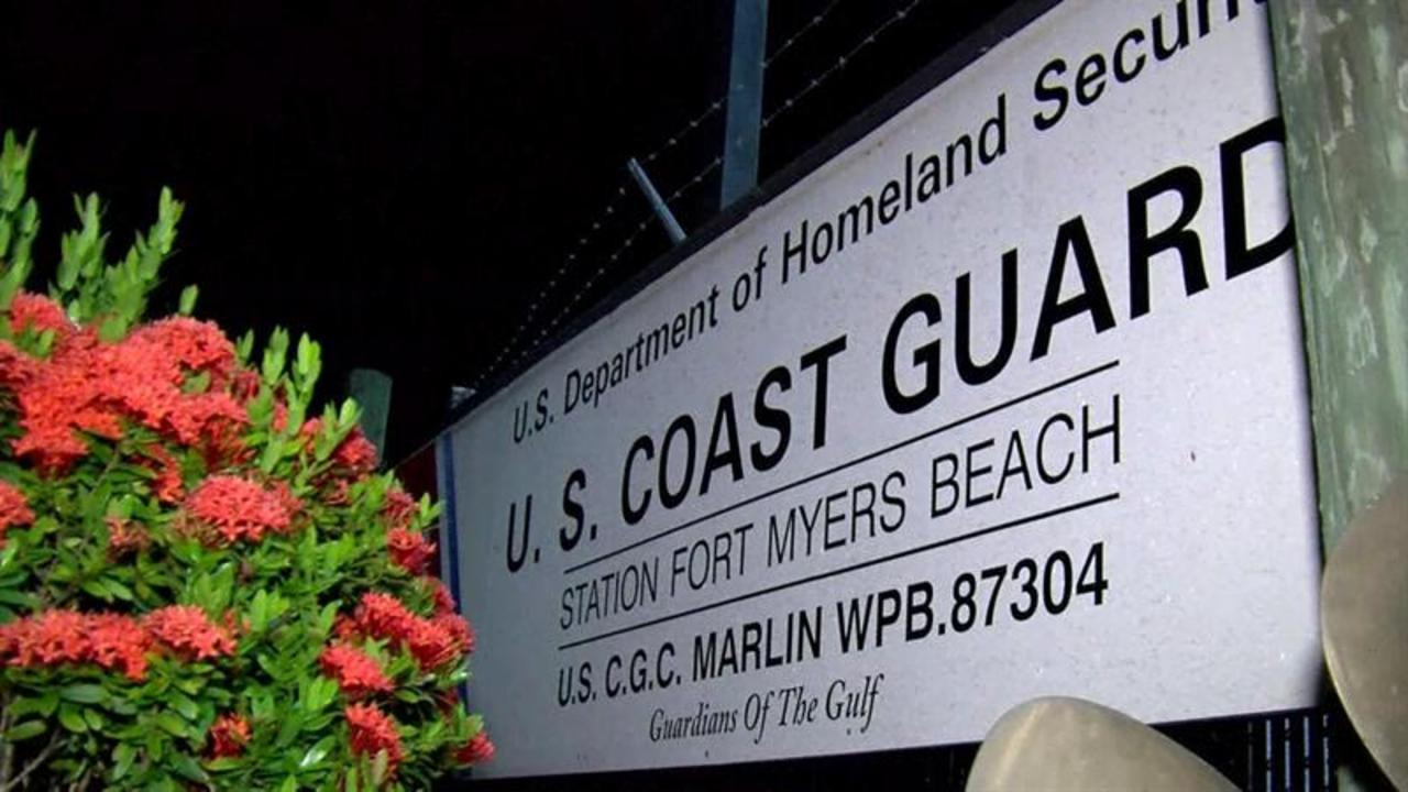 Coast Guard Searches for Sailboat Missing Off Florida