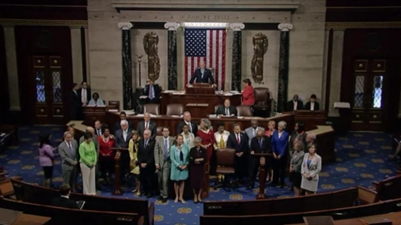 House Democrats Are Staging a 'Sit-In' Until They Can Vote on Gun Laws