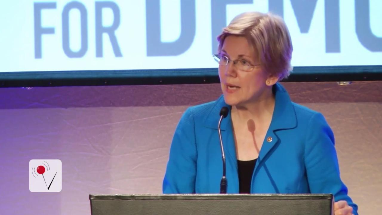 Elizabeth Warren To Join Hillary Clinton on the Campaign Trail