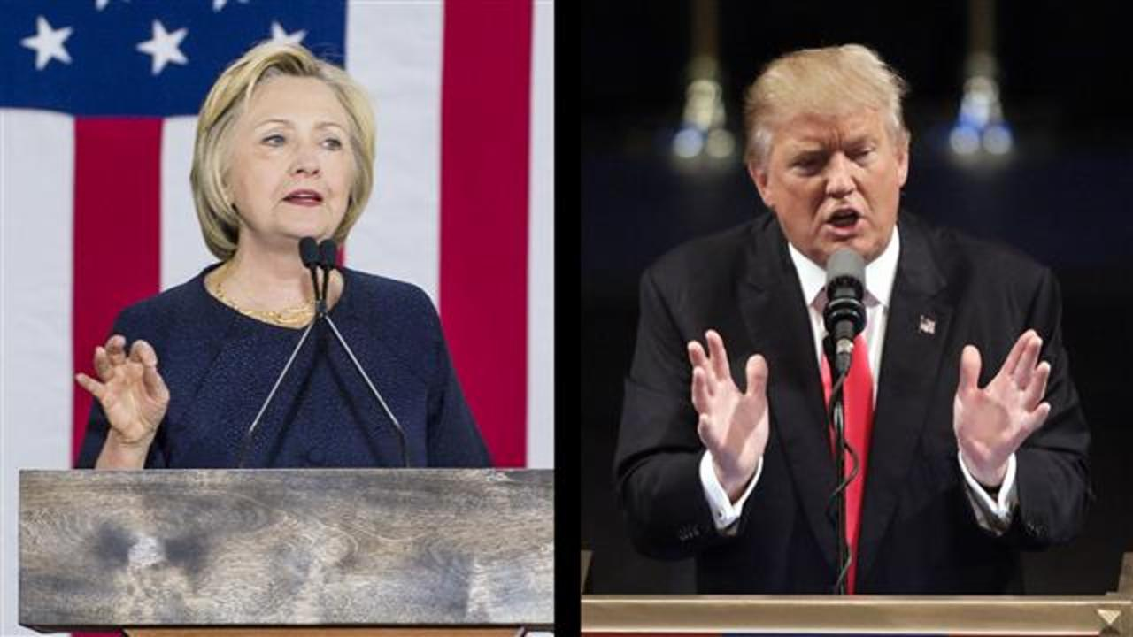 How Trump, Clinton are Spending Campaign Money