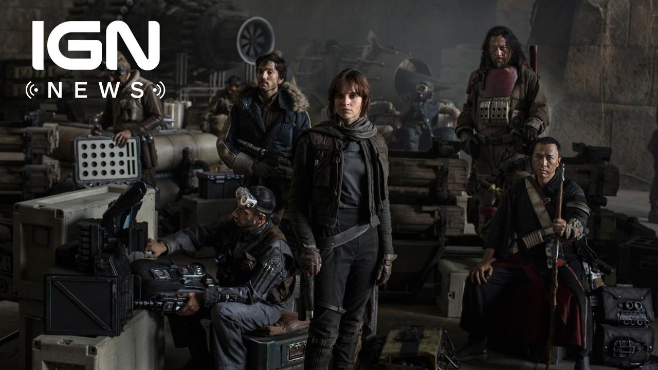 Character Names, Descriptions and New Images Revealed for Rogue One