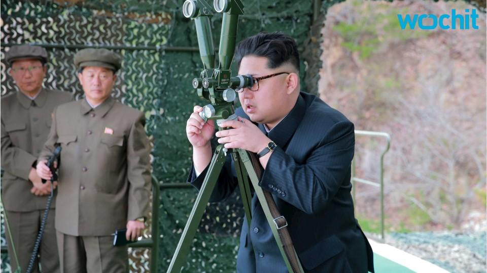 North Korea Says Missile Could Attack U.S. In Pacific