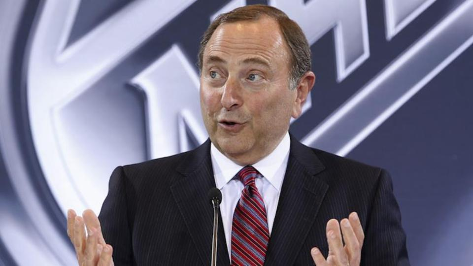 Gary Bettman explains deferral of Quebec City's NHL bid