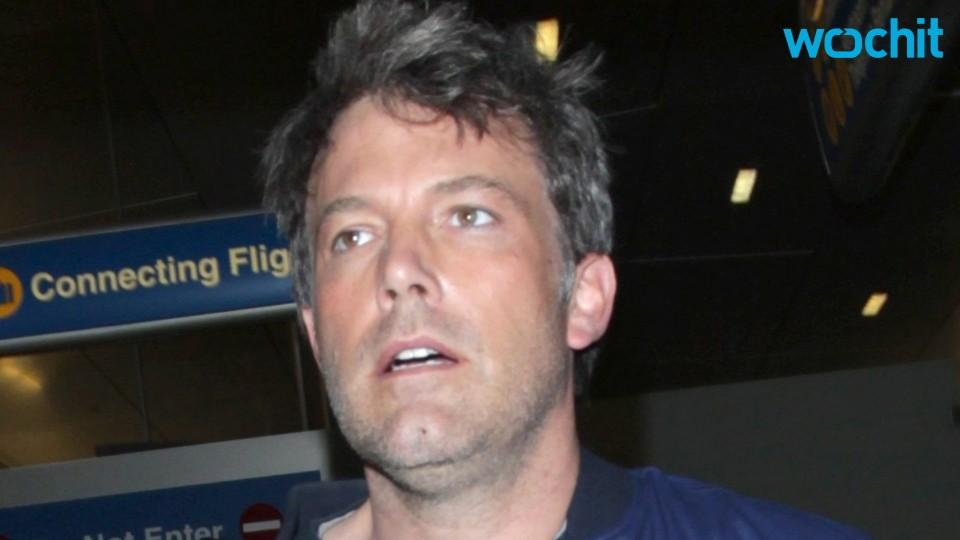 What is Happening With Ben Affleck?