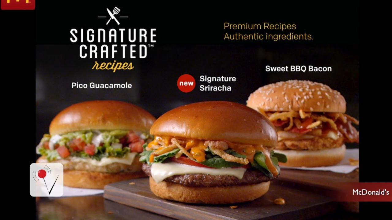 McDonald's Spices Up Their Menu With New Fiery Options