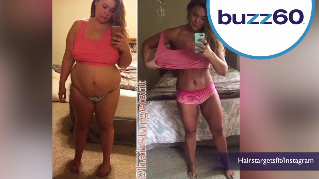 Widow's 365 Days of Selfies Show Big Transformation
