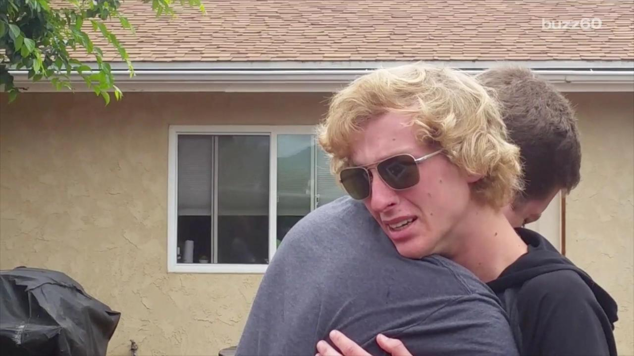 Color Blind Brothers Get Emotional Seeing Color for the First Time