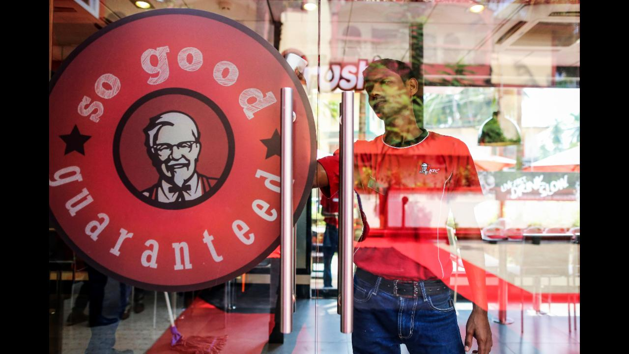 KFC India is trying to save your phone battery