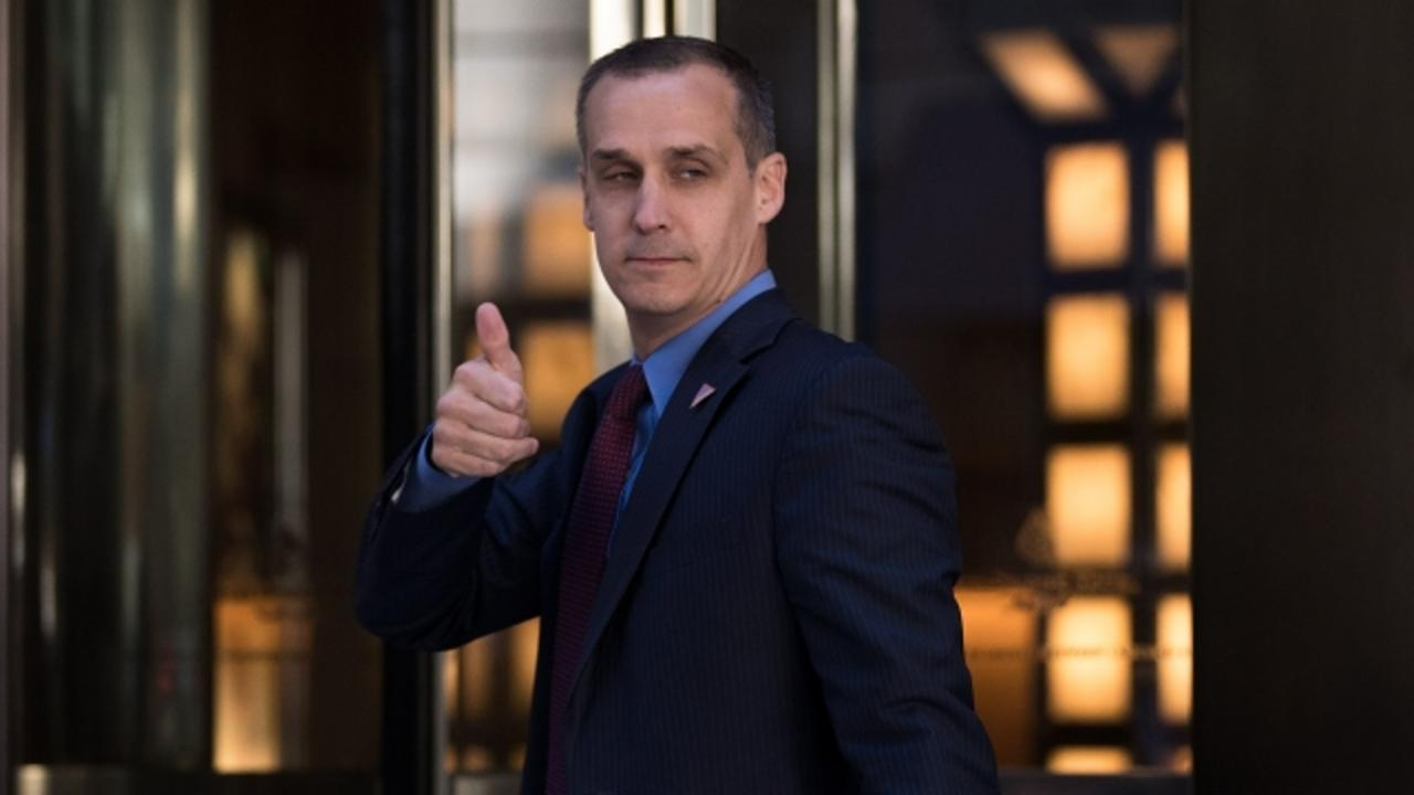 Corey Lewandowski Goes from Trump's Right-hand Man to CNN Commentator