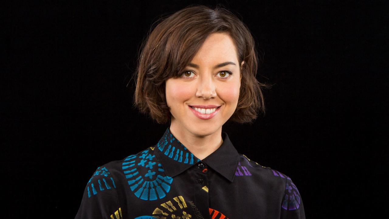 "Aubrey Plaza On ""Mike and Dave Need Wedding Dates"""