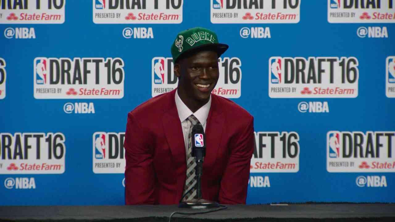 Thon Maker Addresses Age Rumors
