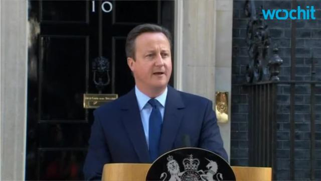 Prime Minister Cameron Preparing To Exit Amid EU Vote