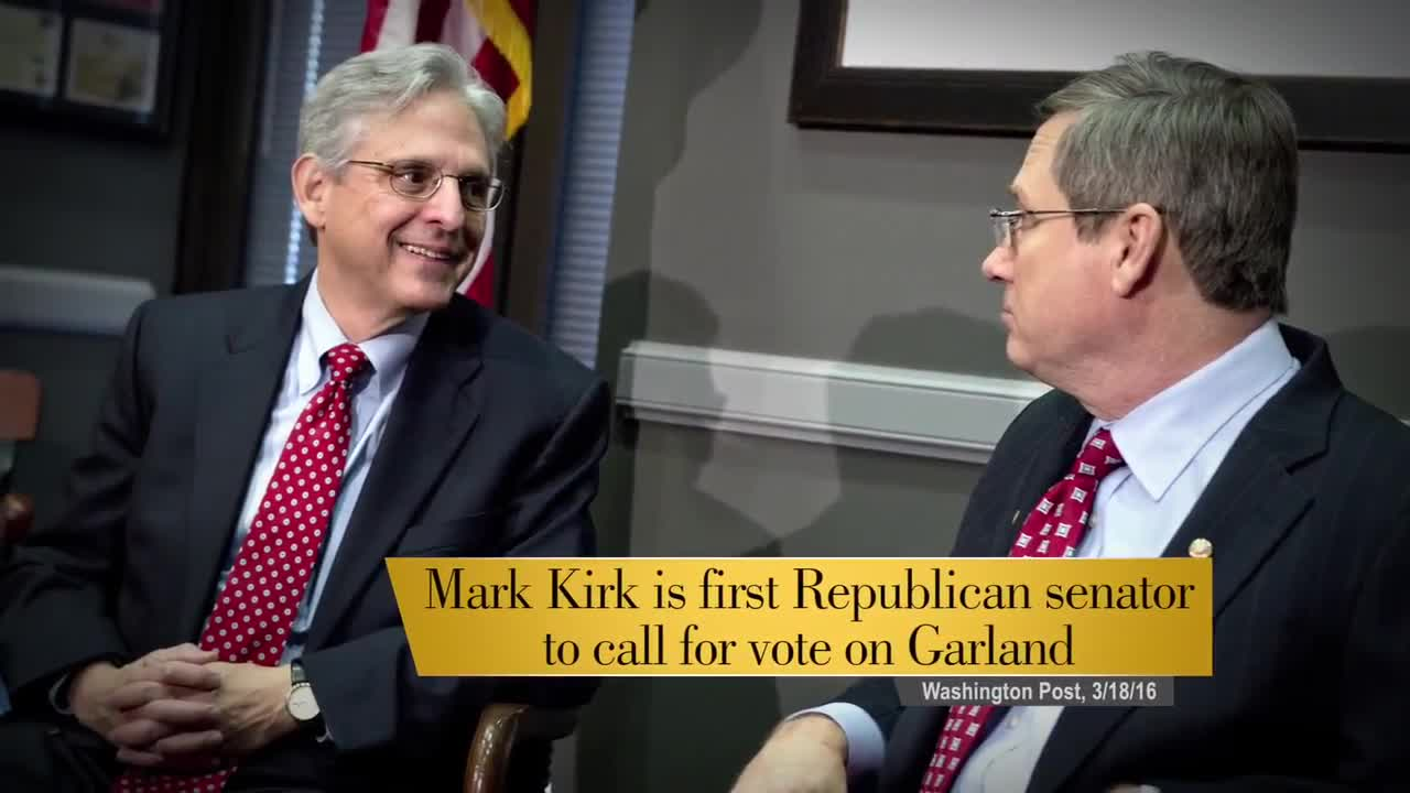 Mark Kirk For US Senate