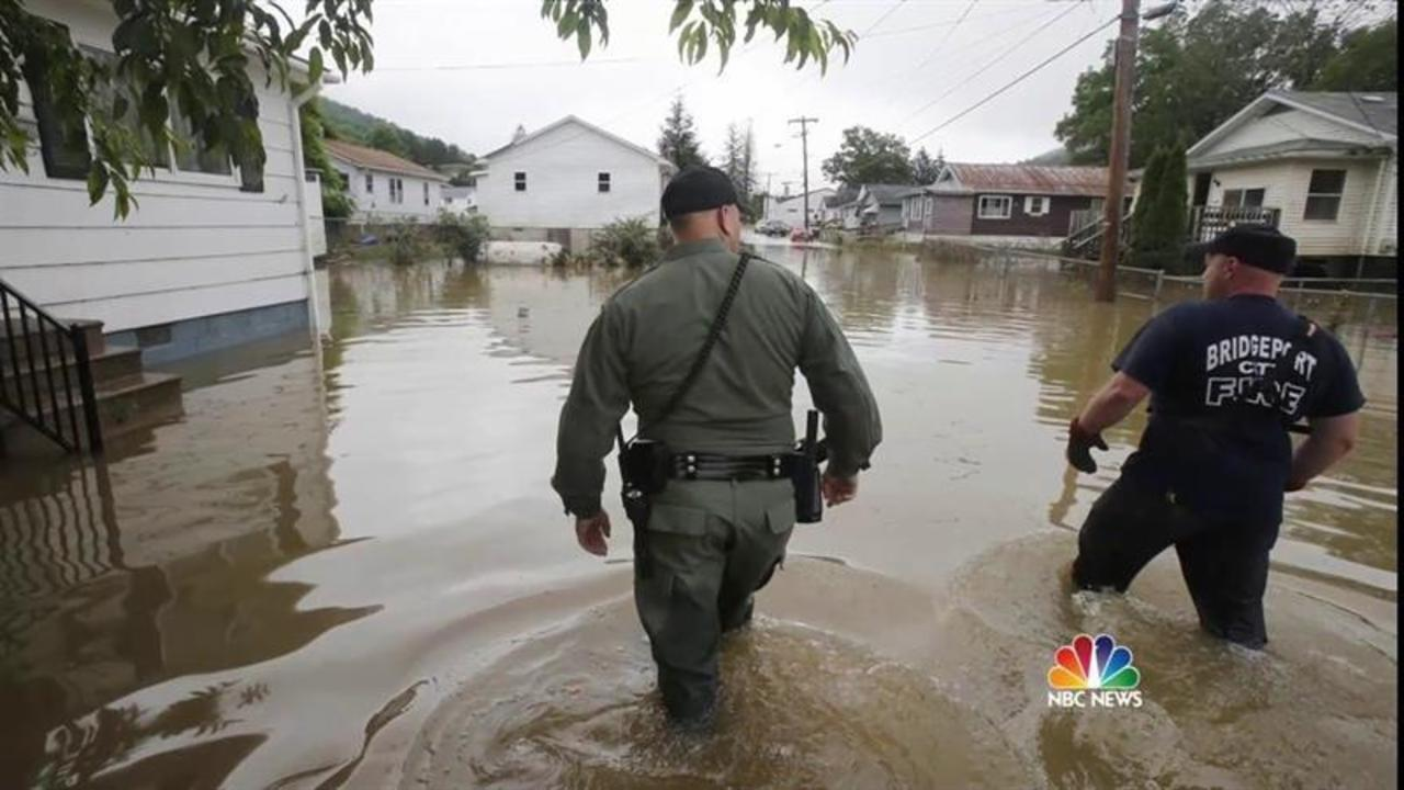 At Least 24 Dead in West Virginia Floods as Search and Rescue Continues