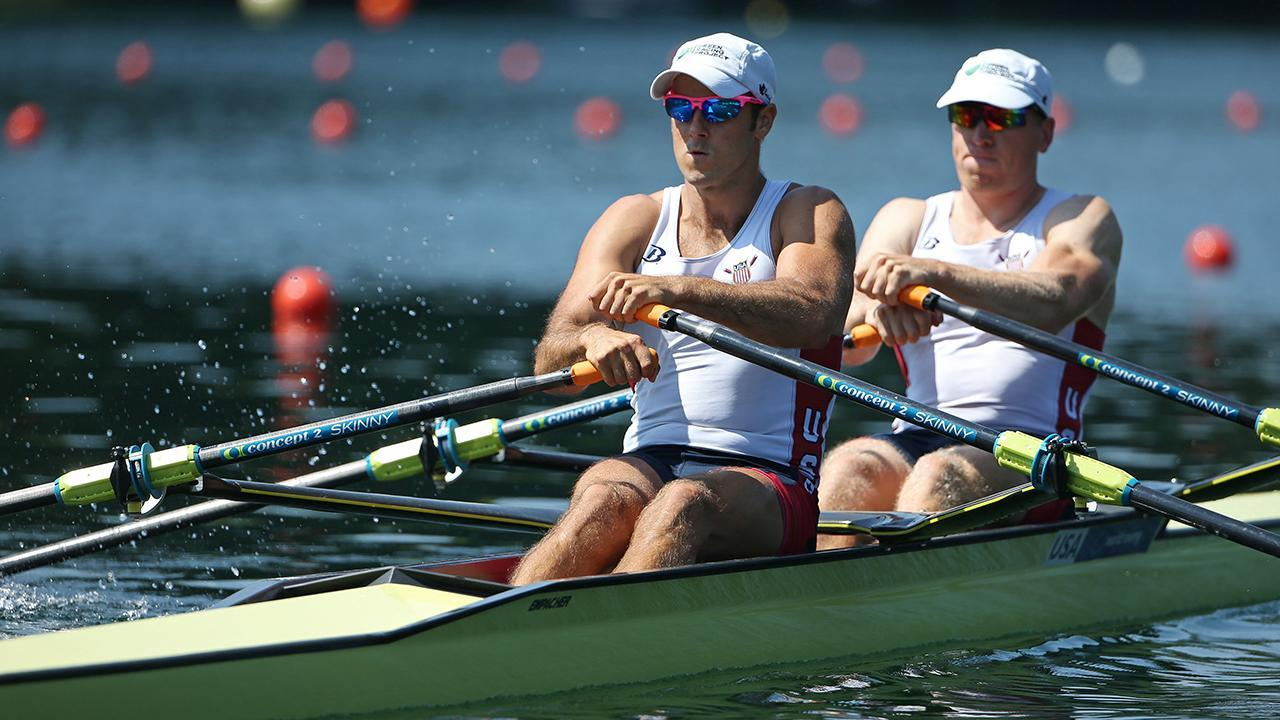 U.S. Rowers to Wear Antimicrobial Suits in Rio