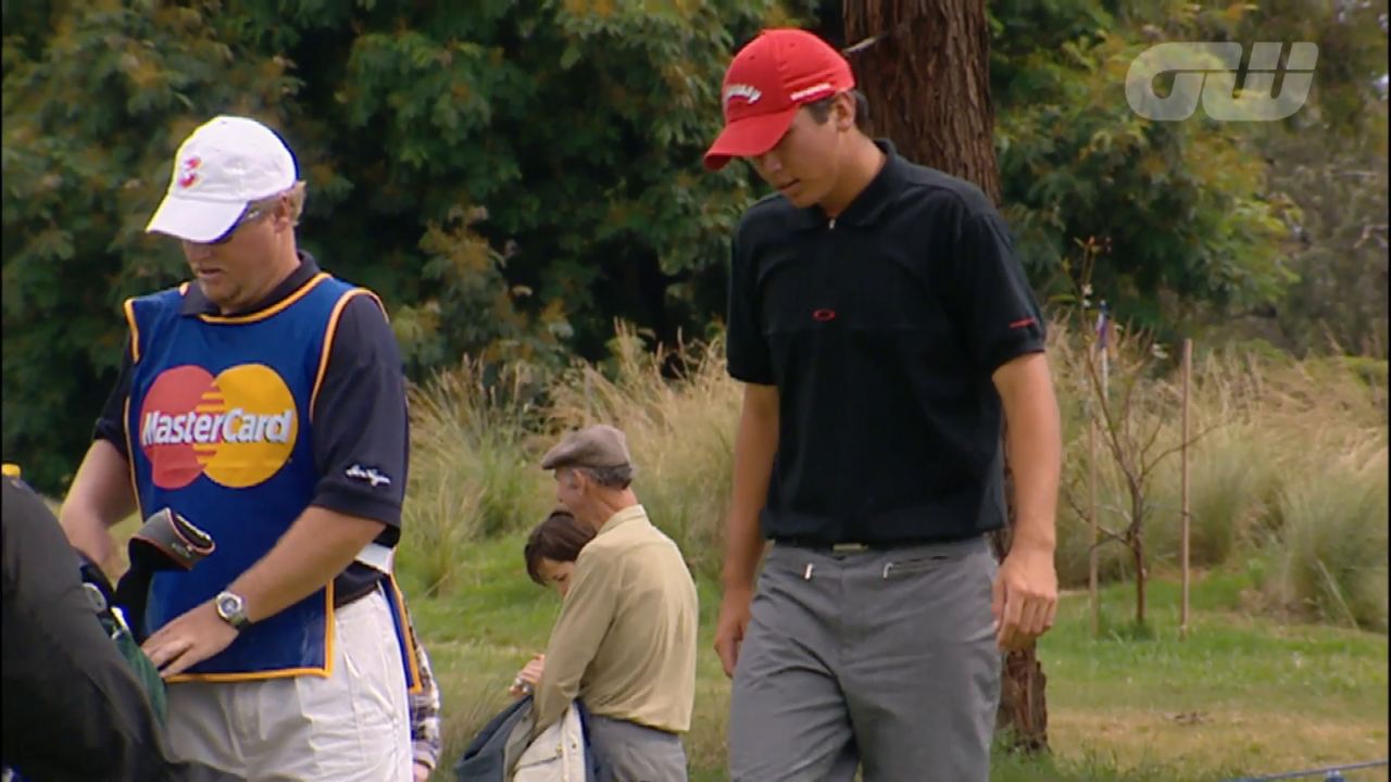 Flashback to Jason Day as an Amateur