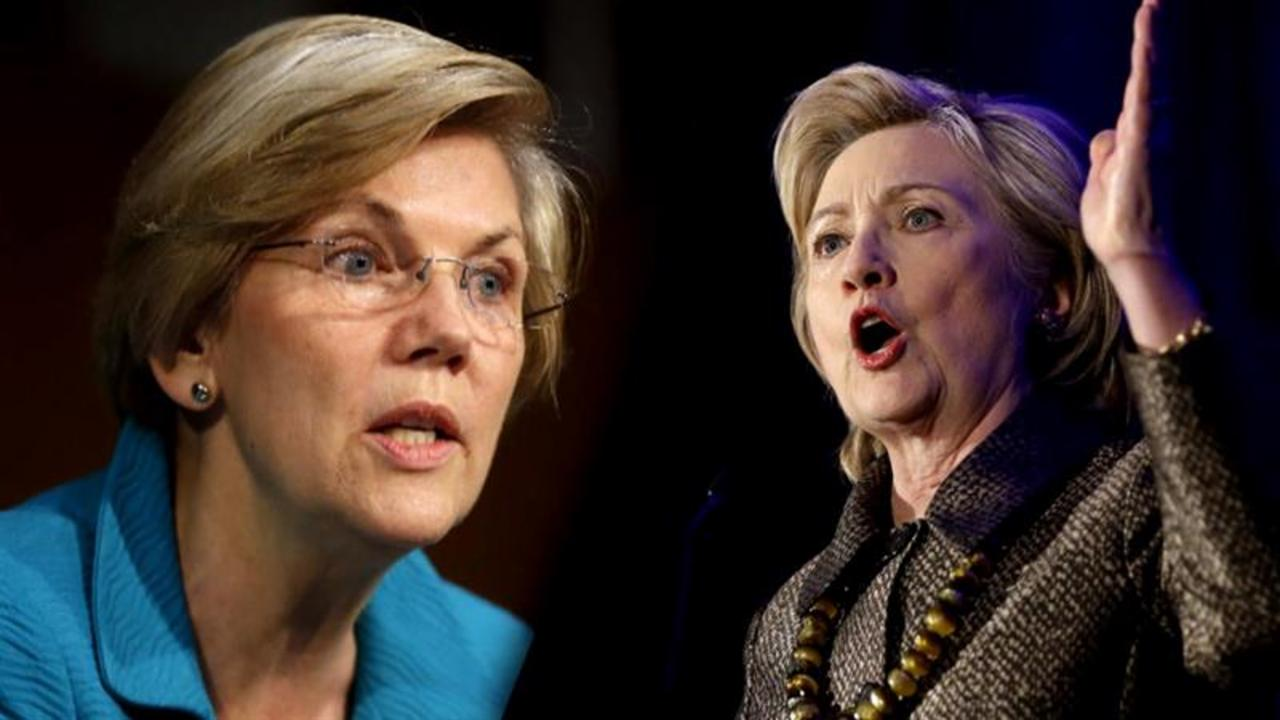 Elizabeth Warren to campaign with Hillary Clinton