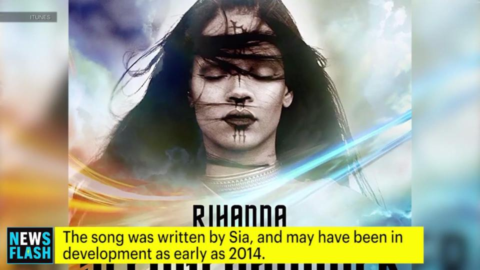 Rihanna Debuts New Song in 'Star Trek Beyond' Trailer