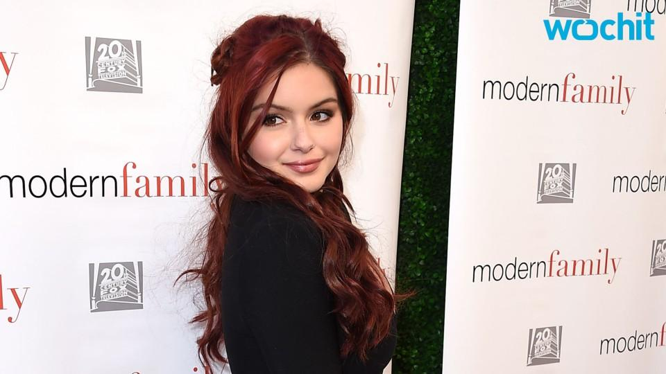 Ariel Winter Reaches 2 Million Instagram Followers