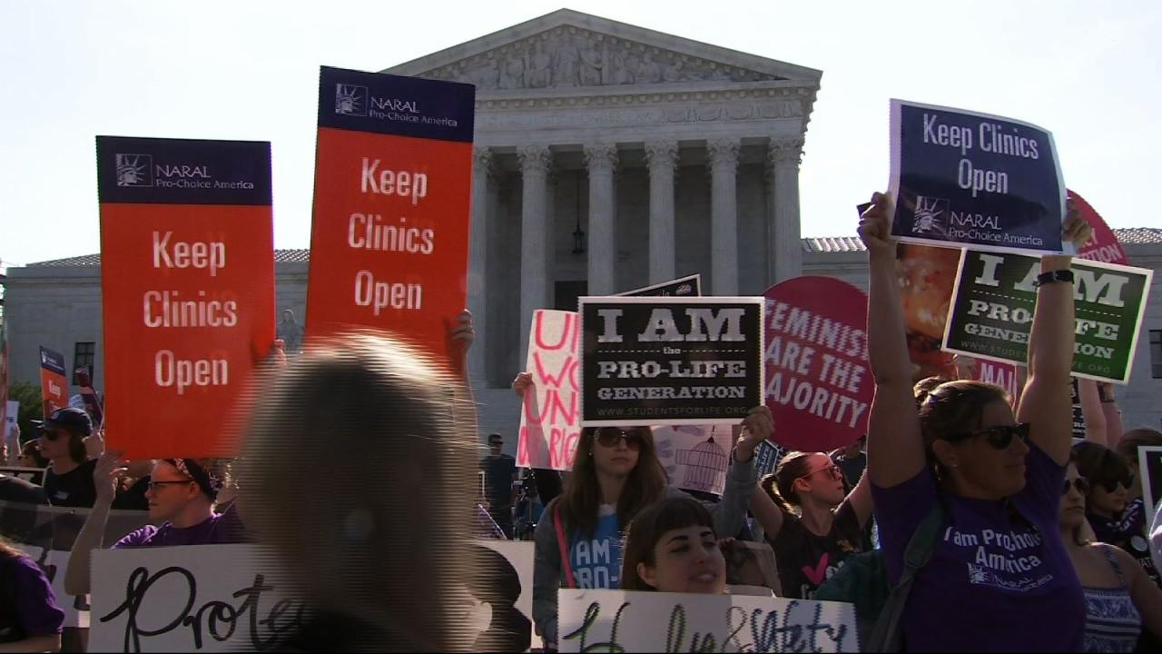 Analysis: Supreme Court Abortion Rights Ruling