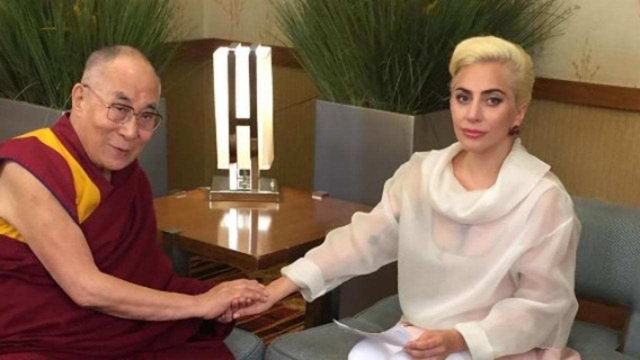 Lady Gaga's Meeting With the Dalai Lama Got Her Banned in China