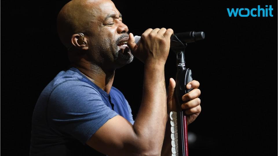 Darius Rucker's Country And Impassioned 'If I Told You'